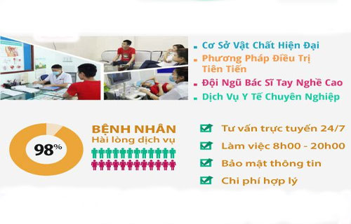 Phòng Khám Đa Khoa Lam Kinh luôn nỗ lực vì bệnh nhân